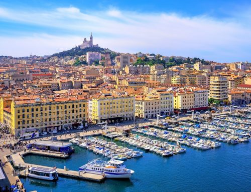 Viaje sorpresa a Marsella