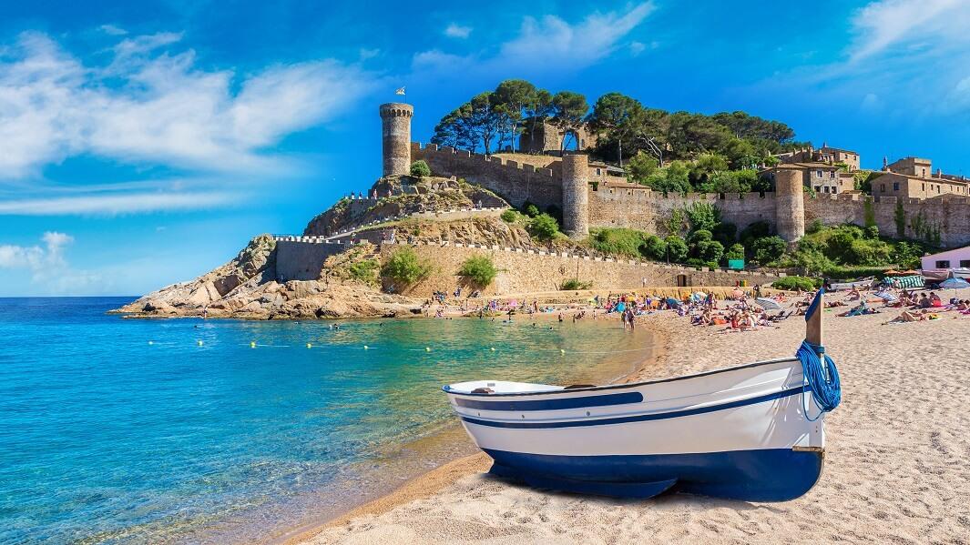 Costa Brava Viaje Sorpresa Wish&Fly