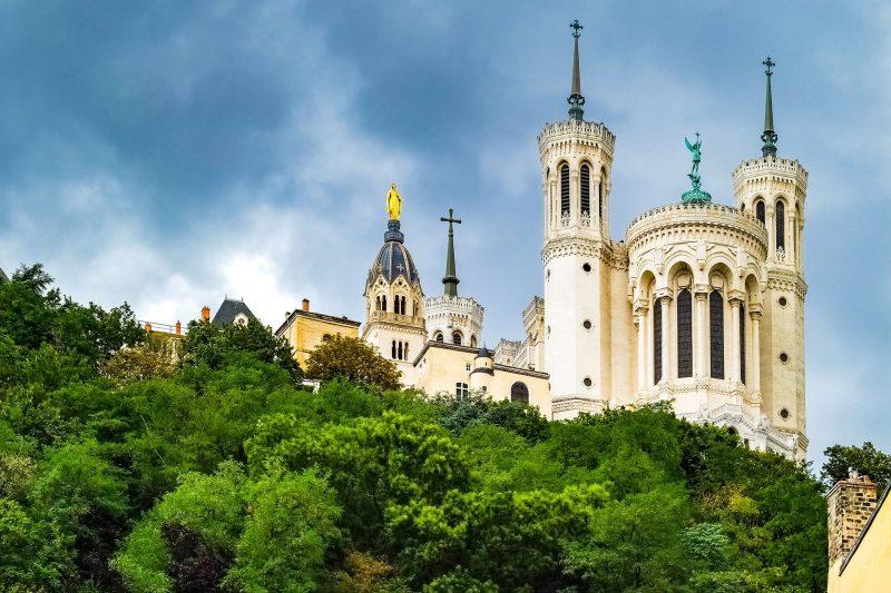 Notre Dame Fourviere Lyon Wish&Fly Viaje Barato