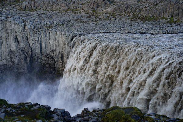 Dettifoss-Islandia-cascada
