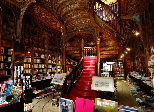 Livraria Lello Oporto Harry Potter Wish&Fly