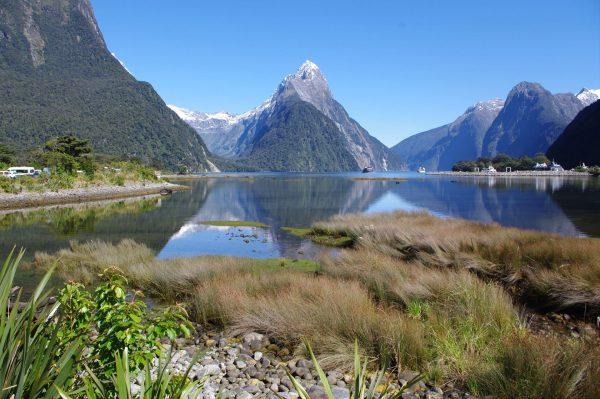 Milford-Sound-Nueva-Zelanda