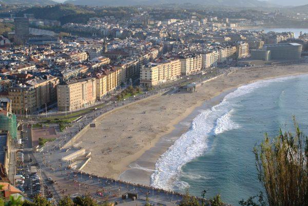Playa-de-Zurriola-san-sebastian