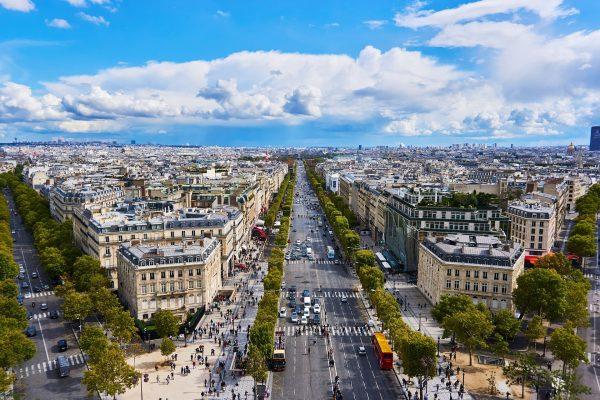 Champs Elysees París Wish&Fly Escapada sorpresa
