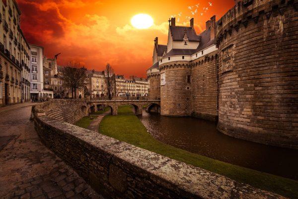 Castillo Duques Nantes Escapada Sin Destino Wish&Fly