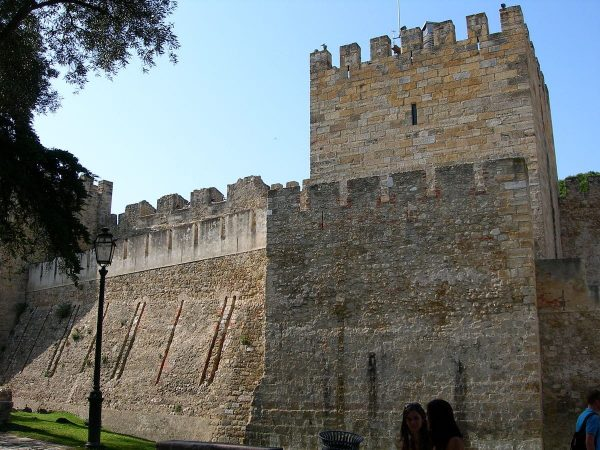 Castillo San Jorge Lisboa Regalo Sorpresa WishAndFly