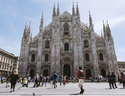Viaje sorpresa a Milan
