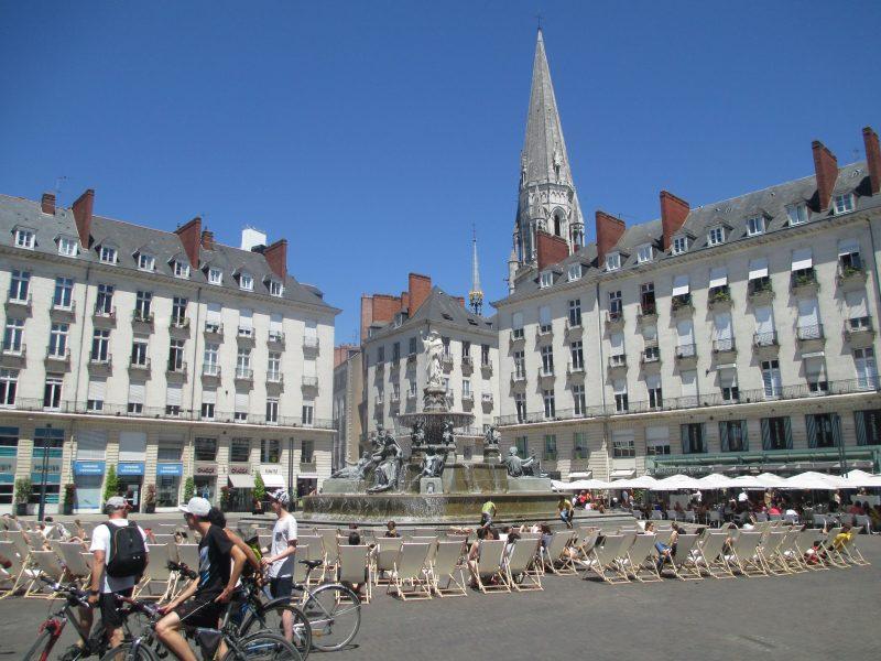 Plaza Royale Nantes Viaje Sorpresa Wish&Fly