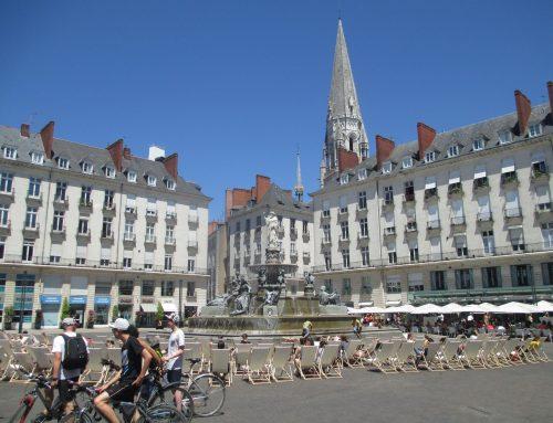 Viaje sorpresa a Nantes