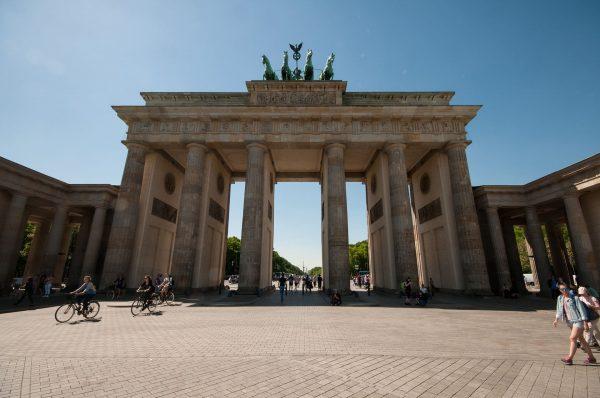 Puerta de Brandeburgo y Pariser Platz