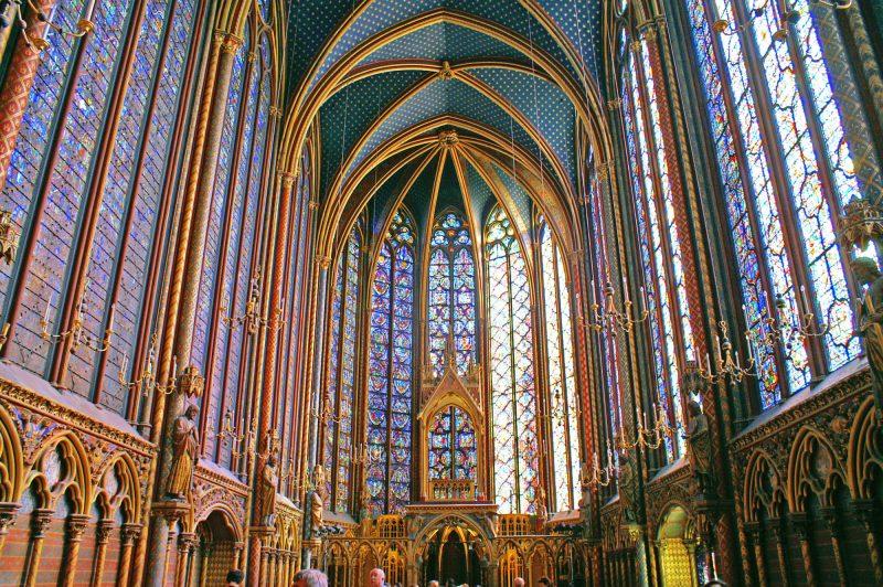 Sainte Chapelle París Wish&Fly