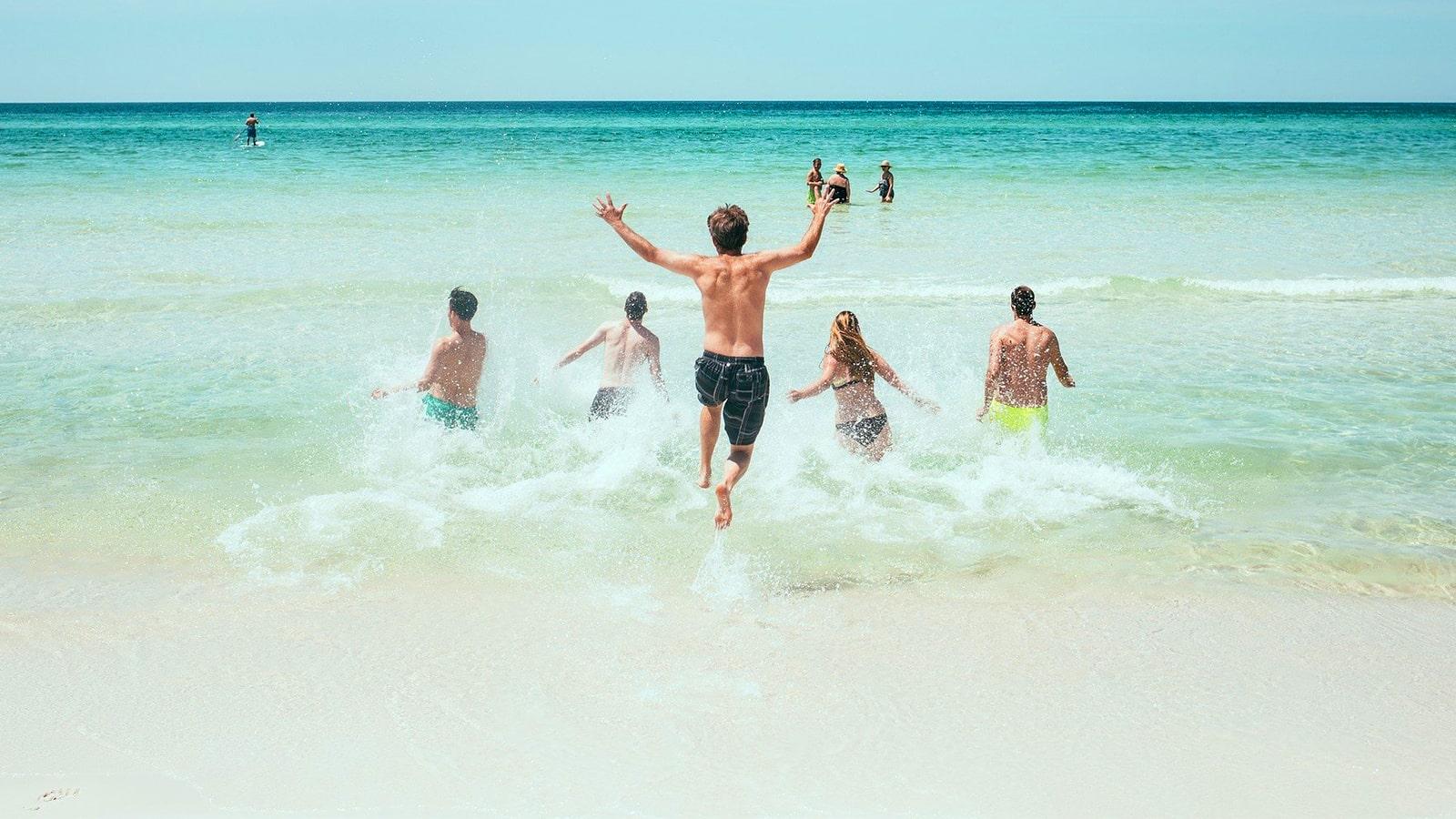 Viagem surpresa a Wish&Fly Beach